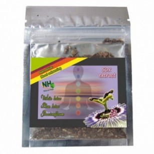 Natural High 50X White-/Blue Lotus/Passion Flower - 3,5gr