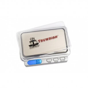 On Balance Truweigh Pocket Scale 600 X 0.1g – Silver