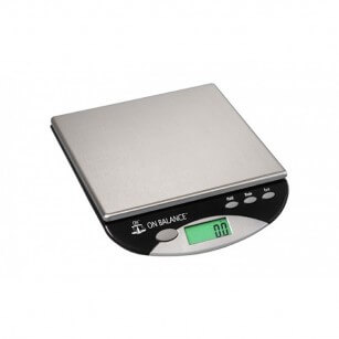 On Balance CBS-3000 3000g X 0.1g Compact Bench Scale