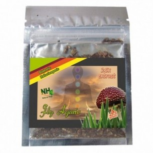 Natural High 25X Fly Agaric - 3,5gr