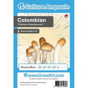 Colombiaanse sporeprint