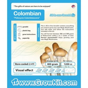 Colombian, All in one Growkit
