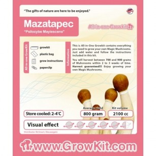 Mazatapec, All in one Growkit