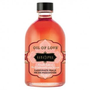 KAMASUTRA - OIL OF LOVE -PASSIONATE PEACH