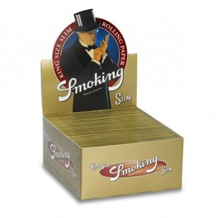 Smoking King Size Slim 50 pcs