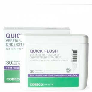 Cobeco Quick Flush
