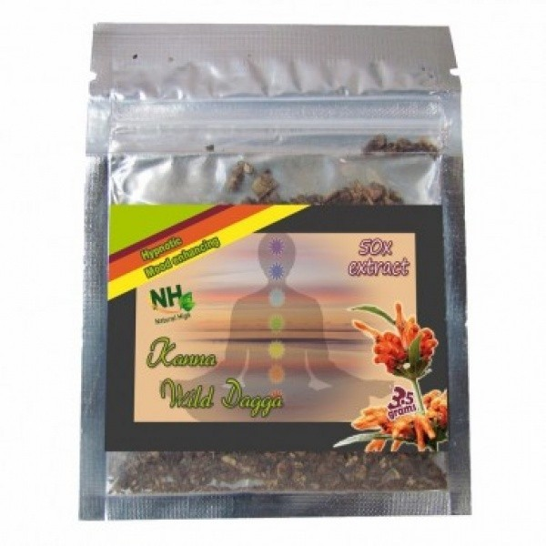 Natural High 50X Kanna/Wild Dagga - 3,5gr