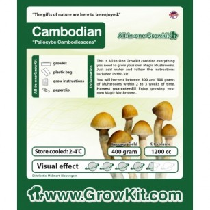 Cambodian, All in one Growkit