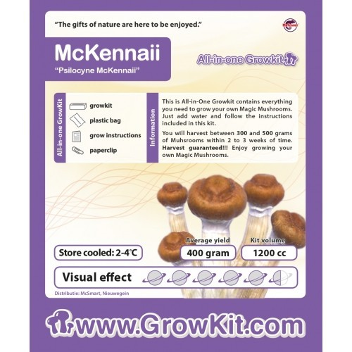McKennaii, All in one Growkit